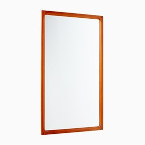 Model 166 Teak Mirror by Aksel Kjersgaard