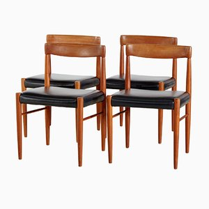 Dining Chairs by Henry Walter Klein, 1960s