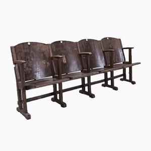 Chaise de Cinéma en Bois