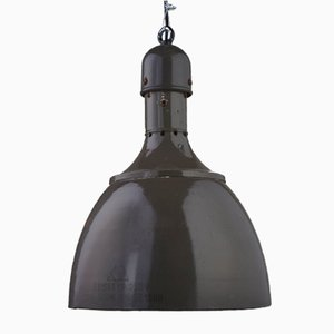 Small Metal Industrial Lamp