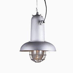 Sandblasted Industrial Pendant Lamp