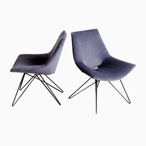 Flexibler Stuhl mit Rückenlehne