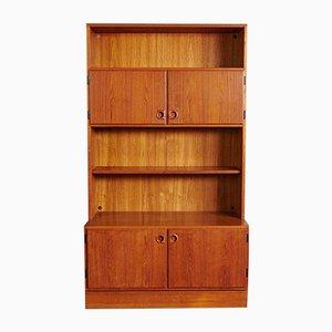 Danish Teak Bookshelf