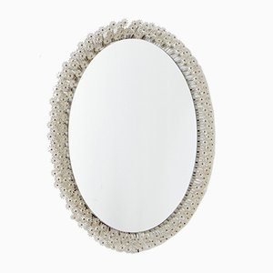 Oval Wall Mirror, 1950s