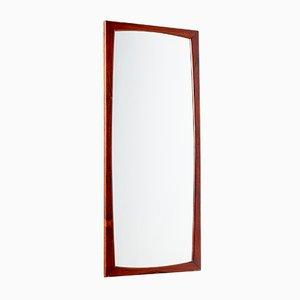 Model 105 Rosewood Mirror by Aksel Kjersgaard