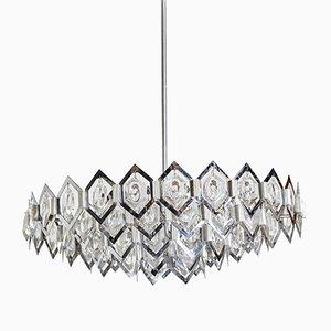 Glass Metal Pendant