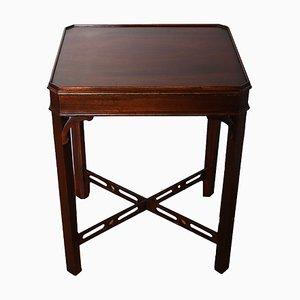 Mahogany Side Table from Nordiska Kompaniet, 1960s