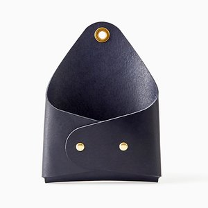 Small Navy Posta Wall Organizer by Bilge Nur Saltik for Uniqka