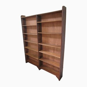 Oak Bookcase, 1930s