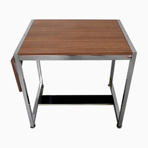 Small Chromed Metal & Formica Desk from DUO, 1970s