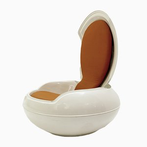 Ei Des Kolumbus Egg Chair by Peter Ghyczy, 1960s