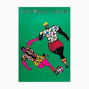 Olympic Museum by Niki de Saint Phalle