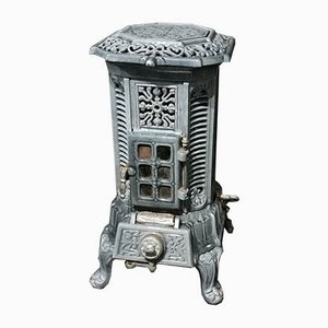 Ceramic Space Heater, 1930s