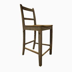 Deutscher Industrieller Vintage Stuhl