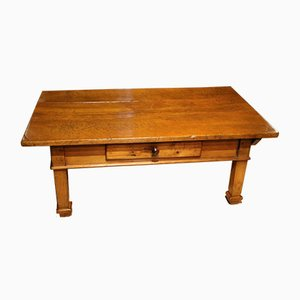 Small Antique Coffee Table