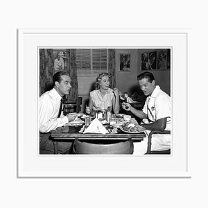 Dial M for Murder Archival Pigment Print Framed in White by Everett Collection