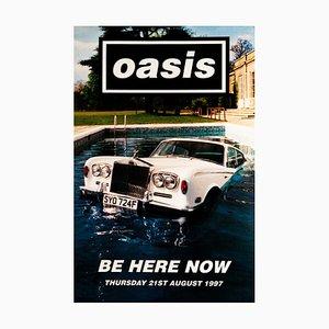 Oasis, 1997, Michael Spencer Jones