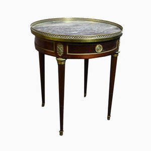 Louis XVI Mahogany Table Lamp
