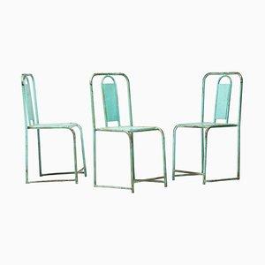 Französische Café Stühle, 3er Set