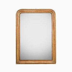 Louis Philippe Striped Mirror