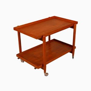 Teak Serving Trolley from Hundevad & Co.