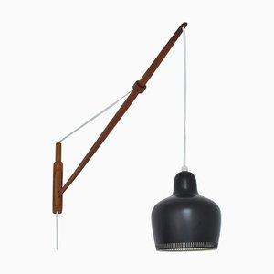 Lampe à Suspension par Alvar Aalto pour Louis Poulsen, 1960s