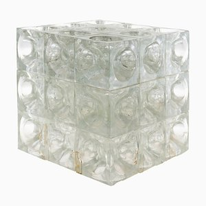 Lampe Cube Vintage par Progetto Arte Poli