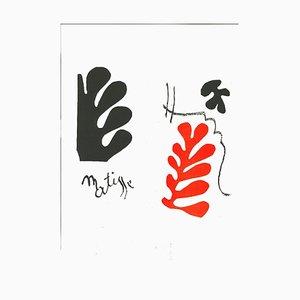 Henri Matisse, Matisse Composition, Lithograph, 1982