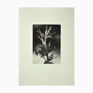 Leo Guida, The Tree, Gravure, 1970s