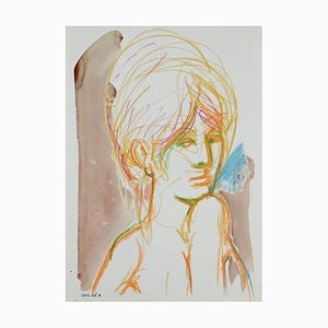 Leo Guida, Pastel and Watercolour, 1960er