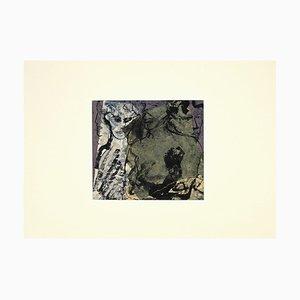 Unknown, Devils, Original Tinte und Aquarell, Mitte 20. Jahrhundert