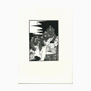 Aubrey Vincent Beardsley, Die Falle der Ernte, 1970er