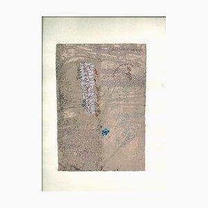 Michele Canzoneri, The Seven Days of Bardo Thodol 4, Lithograph, 1977