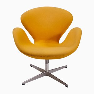 Poltrona Swan di Arne Jacobsen