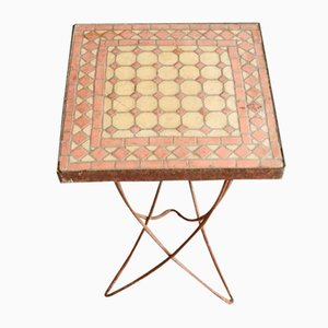 Table with Inlaid Top