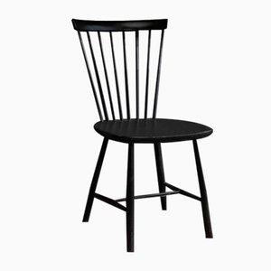 Black Bar Chair