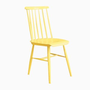 Yellow Bar Chair
