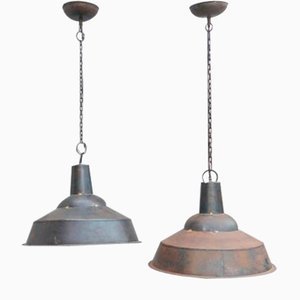 Deckenlampen, 2er Set