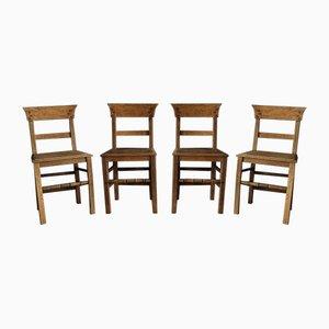 Spanische Stühle, 4er Set