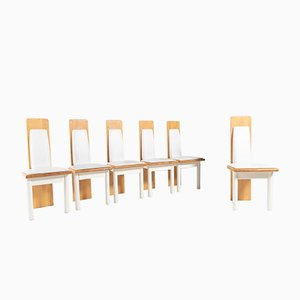 Viking Chairs by Eero Aarnio for Oy Polarisdesign, Set of 6