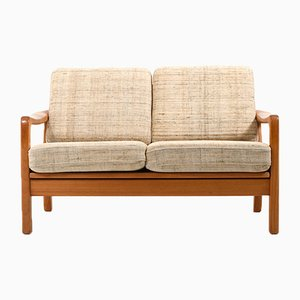 2-Seat Sofa by Jens-Juul Christensen for JK Denmark, 1970s