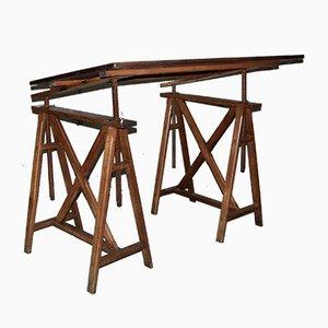 Tavolo da disegno di architetto