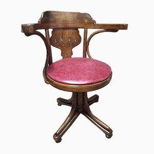 Antique Swivel Chair by Michael Thonet for Gebrüder Thonet Vienna GmbH