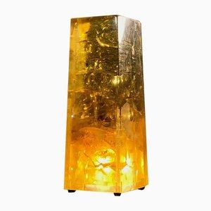 French Plastic Table Lamp by Marie-Claude de Fouquières, 1970s