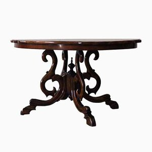 Antique Coffee Table, 1800s