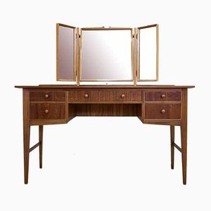 Teak & Walnut Dressing Table from Ian Henderson, 1960s