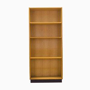 Danish Ash Bookcase from Domino Møbel, 1970s