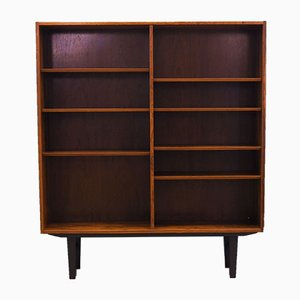 Danish Rosewood Bookcase from Hundevad & Co., 1970s