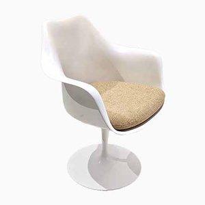 Mid-Century Tulip Lounge Chair by Eero Saarinen for Knoll Inc. / Knoll International