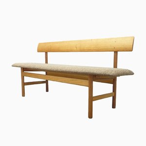 Danish Model 3171 Bench by Børge Mogensen, 1960s